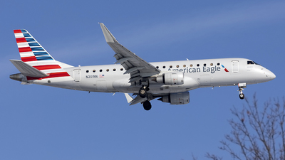A picture of N201NN - Embraer E175LR - American Airlines - © Jeremy D. Dando