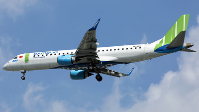 VN-A261 - Embraer 190-100LR - Bamboo Airways