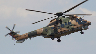 02-2550 - Eurocopter AS 532AL Cougar - Turkey - Air Force