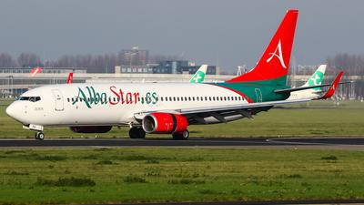 EC-MTV - Boeing 737-8K5 - AlbaStar