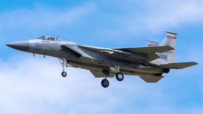 84-0002 - McDonnell Douglas F-15C Eagle - United States - US Air Force (USAF)