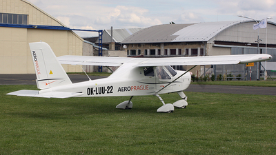 OK-LUU-22 - Tecnam P92 Echo Classic - Private