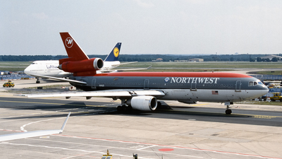 N141US - McDonnell Douglas DC-10-40 - Northwest Airlines