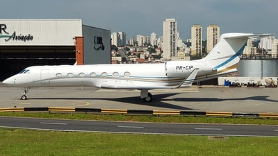 PR-CIP - Gulfstream G550 - Private