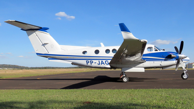 PP-JAG - Beechcraft B200GT Super King Air - Private