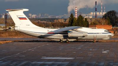 RF-86897 - Ilyushin IL-76MD - Russia - Air Force