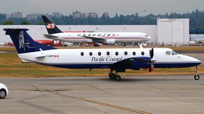 C-GIPC - Beech 1900C - Pacific Coastal Airlines