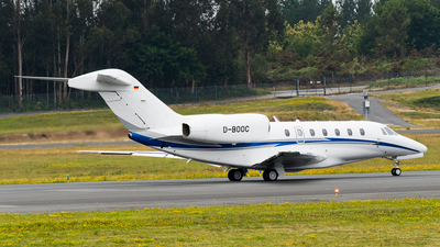D-BOOC - Cessna 750 Citation X - Air X Charter