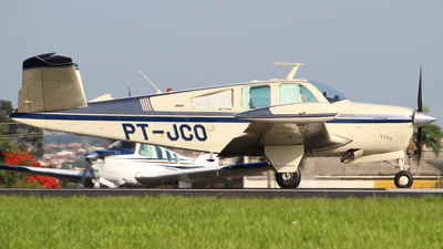 PT-JCO - Beechcraft V35B Bonanza - Private
