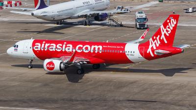 HS-CBJ - Airbus A320-251N - Thai AirAsia