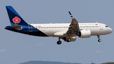 B-320C - Airbus A320-271N - Qingdao Airlines