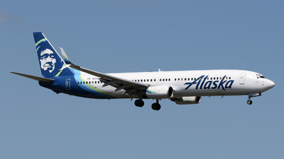 A picture of N306AS - Boeing 737990 - Alaska Airlines - © DJ Reed - OPShots Photo Team