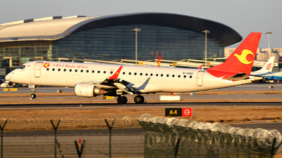 B-3192 - Embraer 190-100LR - Tianjin Airlines
