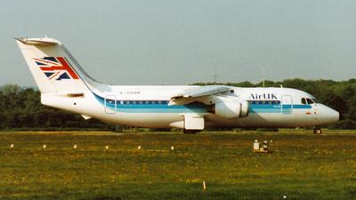 G-CHSR - British Aerospace BAe 146-200 - Air UK