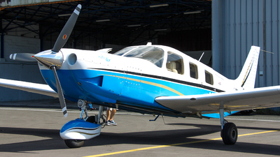 N444CT - Piper PA-32-301FT 6X - Private