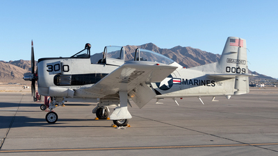 N300JH - North American T-28B Trojan - Private