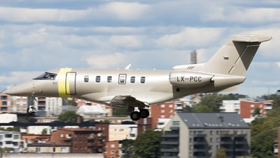 LX-PCC - Pilatus PC-24 - Jetfly Aviation