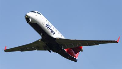 VQ-BOT - Bombardier CRJ-200ER - UVT Aero