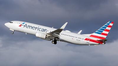 N915AN - Boeing 737-823 - American Airlines