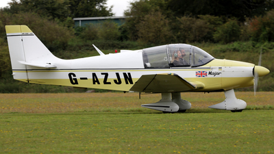 G-AZJN - Robin DR300/140 - Private