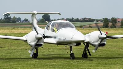 SP-TRL - Diamond DA-42 Twin Star - Goldwings Flight Academy