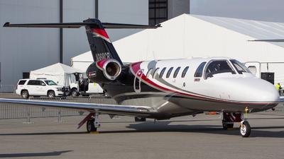 A picture of N868CB - Cessna 525A Citation CJ2 - [525A0083] - © Nicholas Hesler