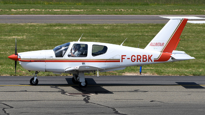 F-GRBK - Socata TB-20 Trinidad - Allintair