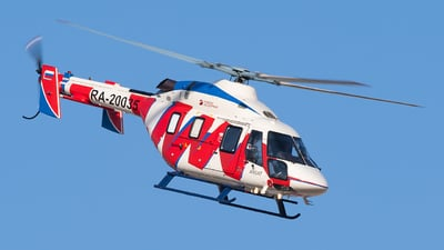 RA-20035 - Kazan Ansat - Russia Helicopters