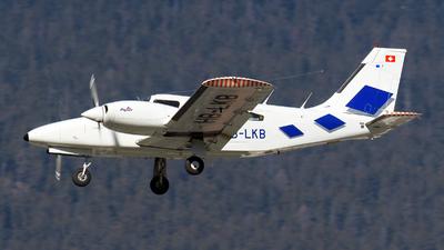 A picture of HBLKB - Piper PA34200T Seneca II - [347870183] - © Paul Denton