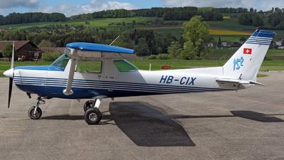 HB-CIX - Reims-Cessna F152 II - Private