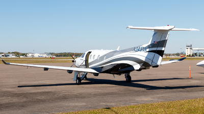 N345NX - Pilatus PC-12/47E - Private