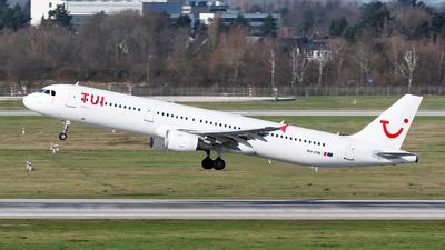 9H-VDB - Airbus A321-211 - TUI (Galistair)
