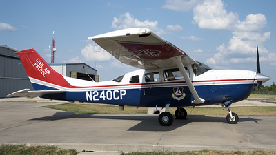 N240CP - Cessna T206H Turbo Stationair - United States - US Air Force Civil Air Patrol
