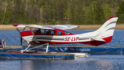 SE-LVP - Cessna U206 Super Skywagon - Private