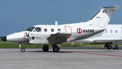 85 - Embraer EMB-121AN Xingú - France - Navy