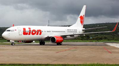 PK-LGO - Boeing 737-9GPER - Lion Air