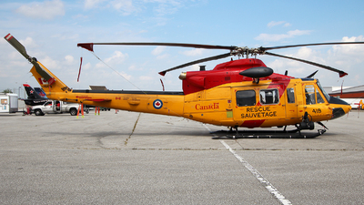 146419 - Bell CH-146 Griffon - Canada - Royal Air Force