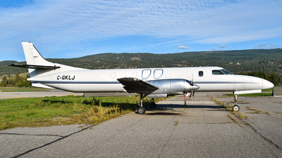 C-GKLJ - Swearingen SA226-TC Metro II - Carson Air