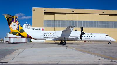 9G-ACA - Bombardier Dash 8-Q402 - PassionAir