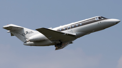 CS-DUE - Hawker Beechcraft 750 - NetJets Europe
