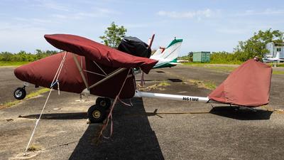 N61ME - Rans S-12 Airaile - Private