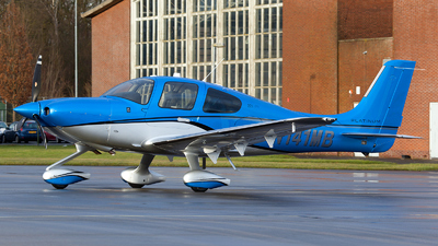 N141MB - Cirrus SR22T-GTS - Private