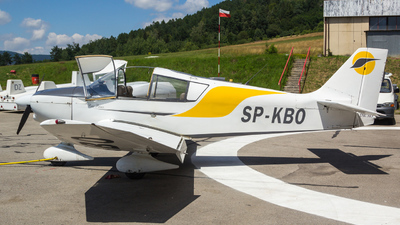 SP-KBO - Robin DR315 - Private
