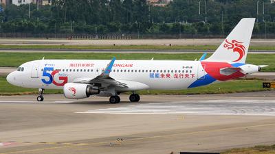 B-8146 - Airbus A320-214 - Loong Air