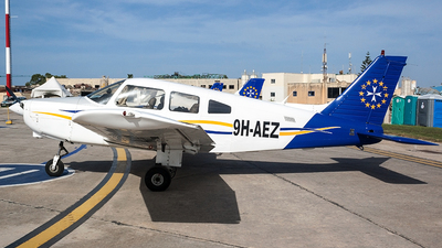 9H-AEZ - Piper PA-28-161 Warrior II - European Pilot Academy