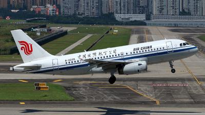 B-6235 - Airbus A319-131 - Air China