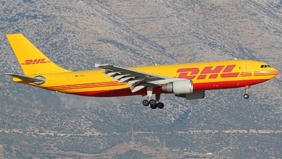 D-AEAI - Airbus A300B4-622R(F) - DHL (European Air Transport)