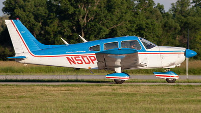 N5DP - Piper PA-28-180 Cherokee Archer - Private
