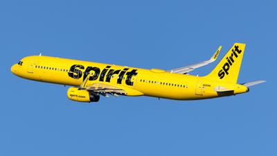 N681NK - Airbus A321-231 - Spirit Airlines