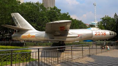 2018 - Harbin H-5 - China - Air Force